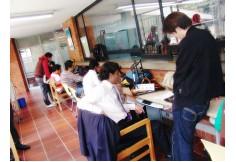 Foto Centro Universidad de América Colombia
